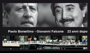 Paolo Borsellino e Giovanni Falcone
